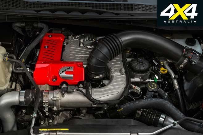 Nissan and Cummins scrap Titan diesel V8 engine