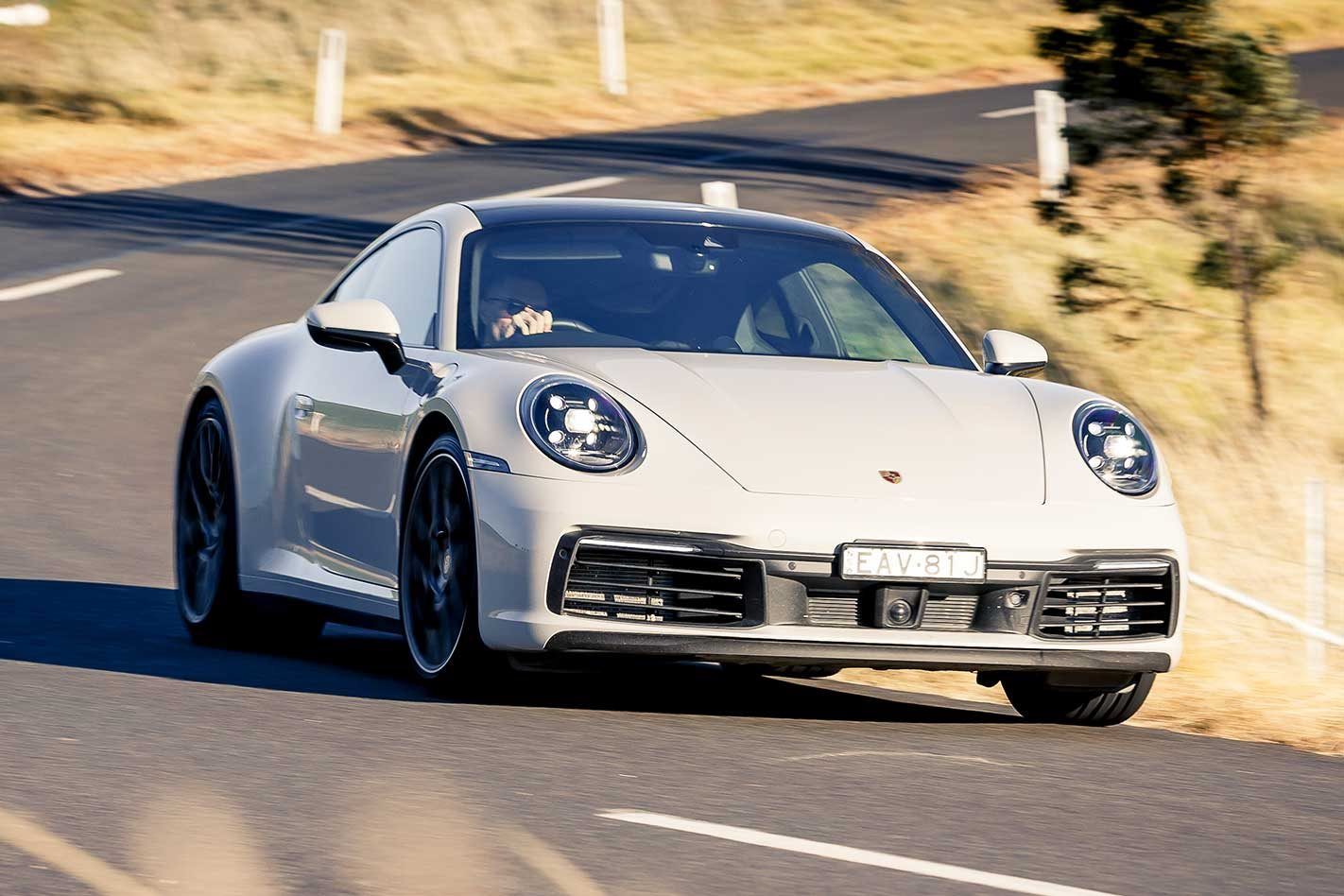 2019 Porsche 911 Carrera 4S performance review