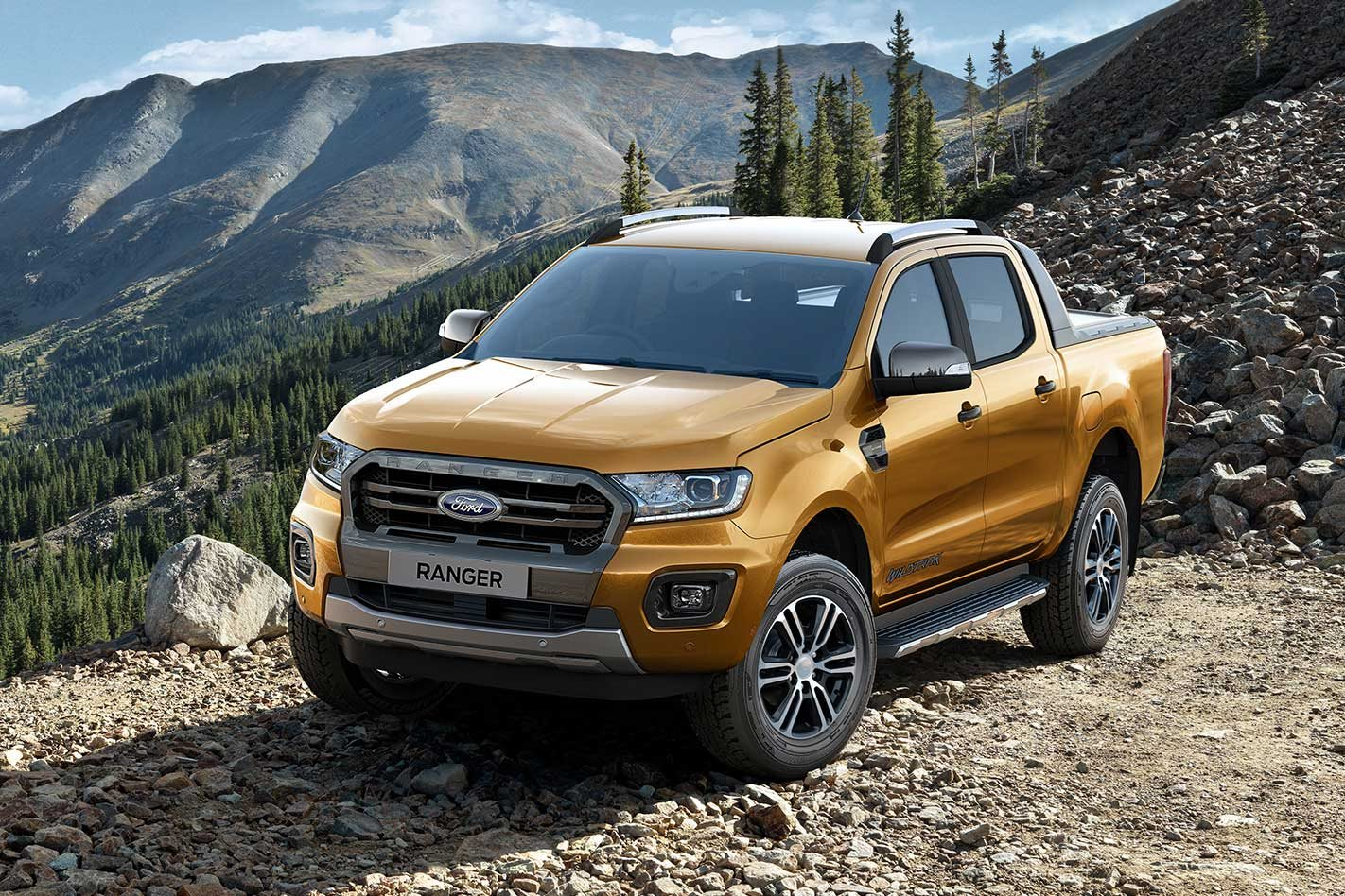 2020 Ford Ranger updates announced