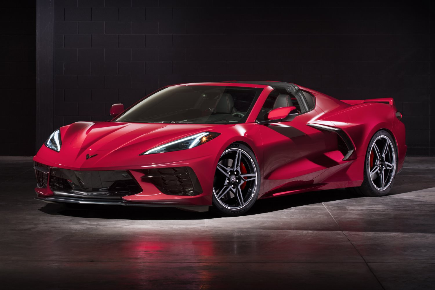 All the details you don't know about Holden's Corvette C8