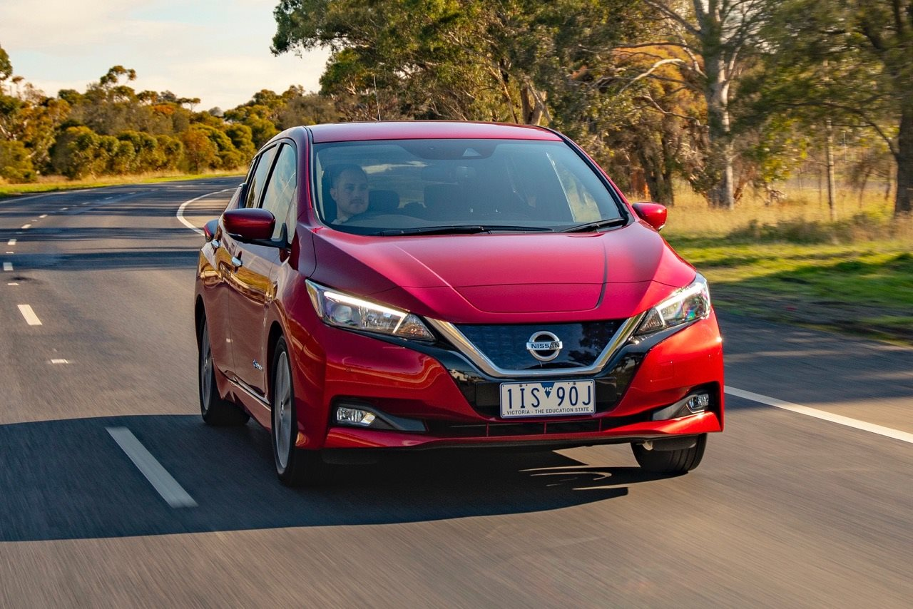 Nissan Leaf review: Wheels spin