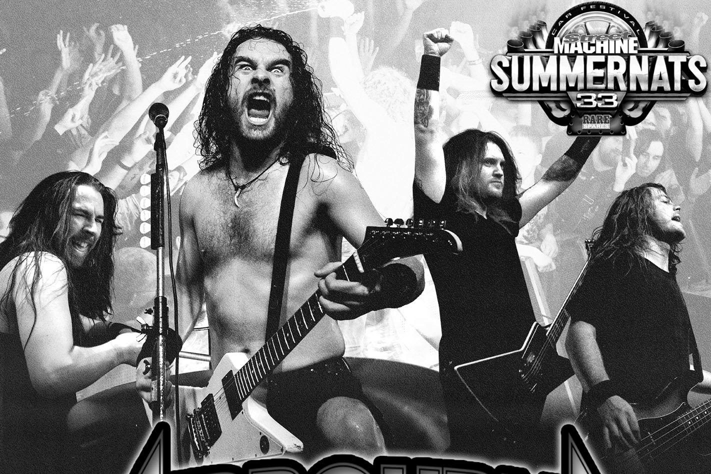 Street Machine Summernats 33 music line-up revealed