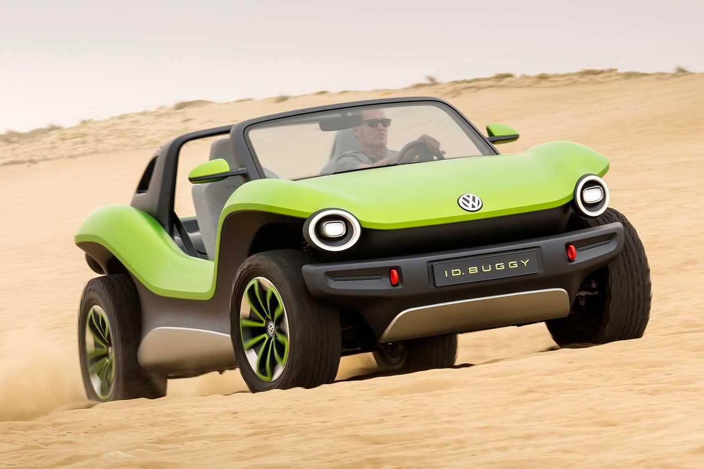 Volkswagen ID.BUGGY concept in California