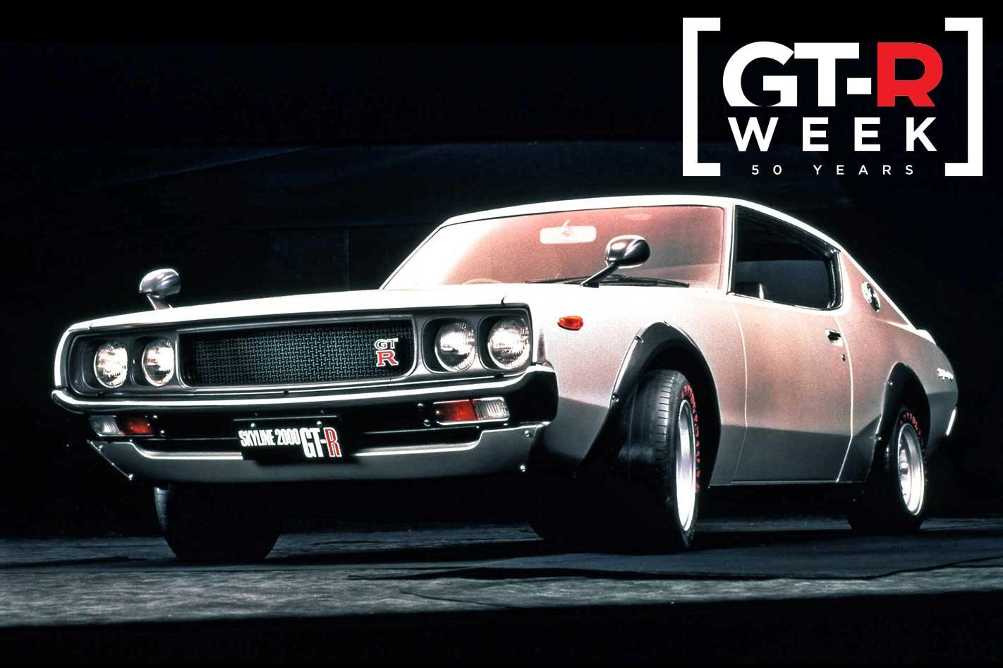 Nissan Kpgc110 Skyline Gt R Kenmeri 50 Years Of Gt R
