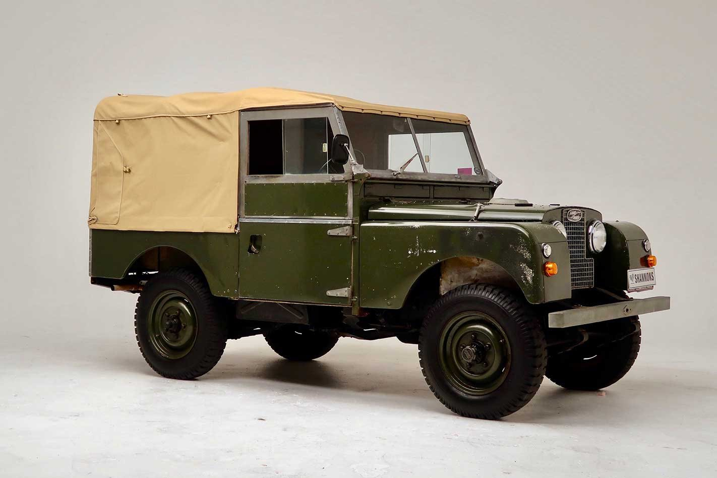 Land Rover Series I expected to sell for up to $29,000