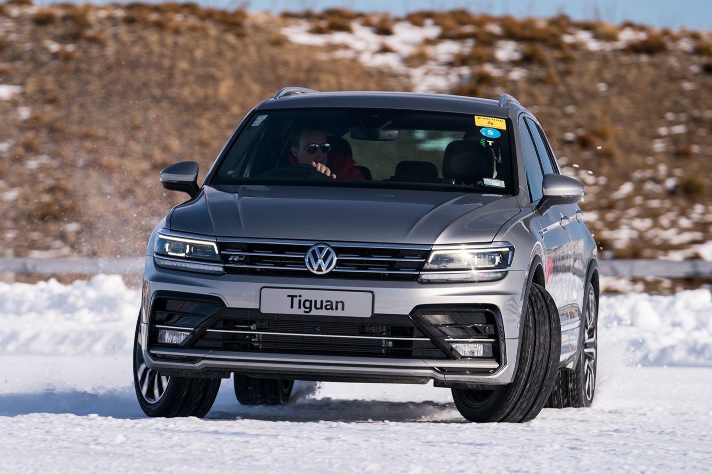 Volkswagen 4Motion takes the piste
