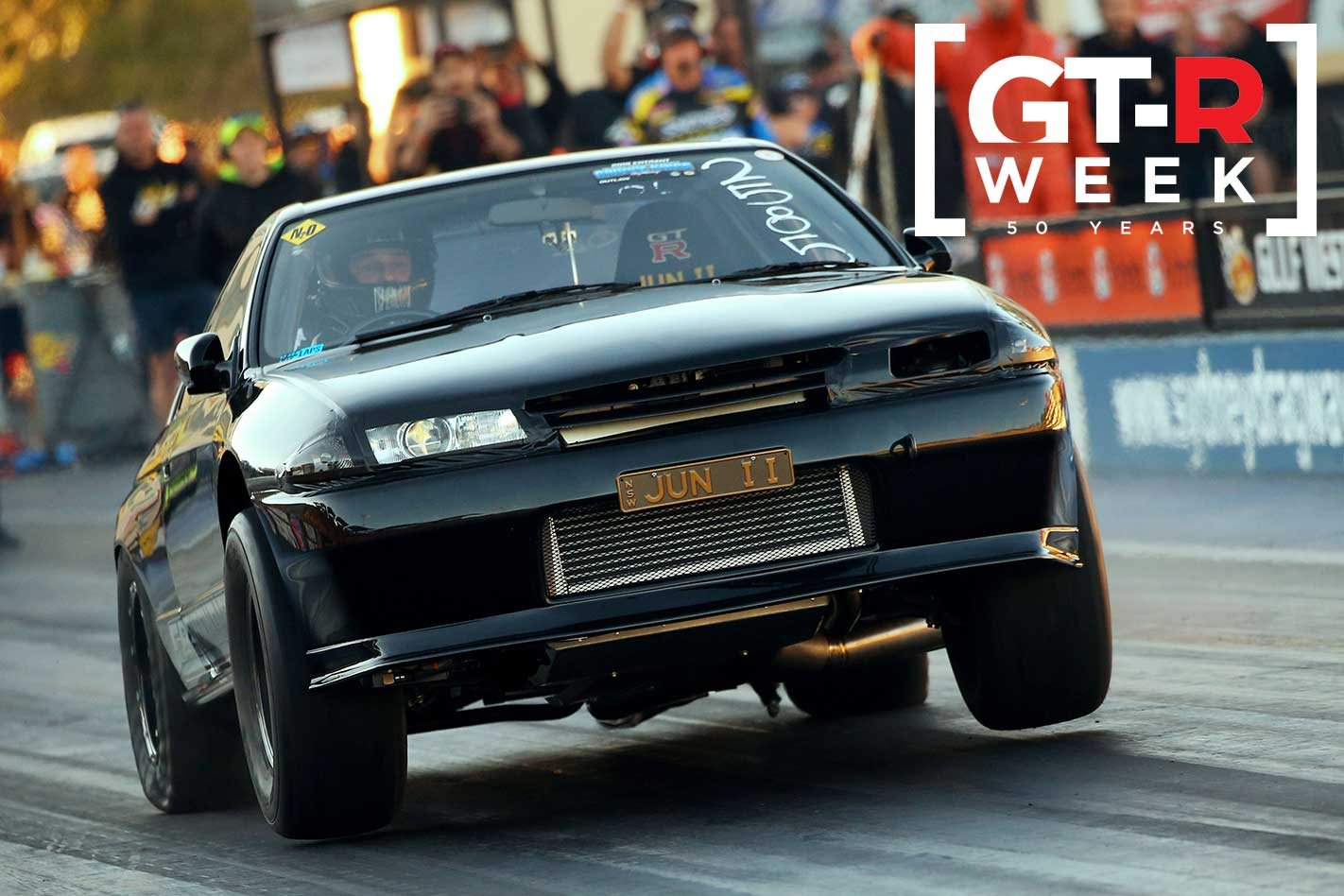 """JUN II"" Nissan R32 Skyline GT-R: The world's quickest street-legal Skyline"