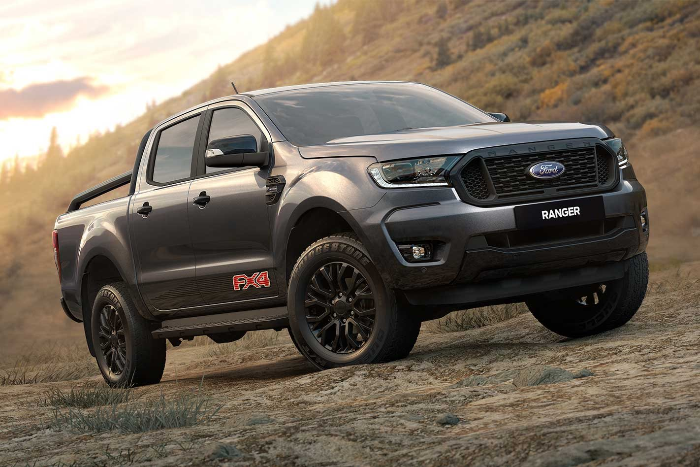 Ford Ranger FX4 returns, offering two powertrain options
