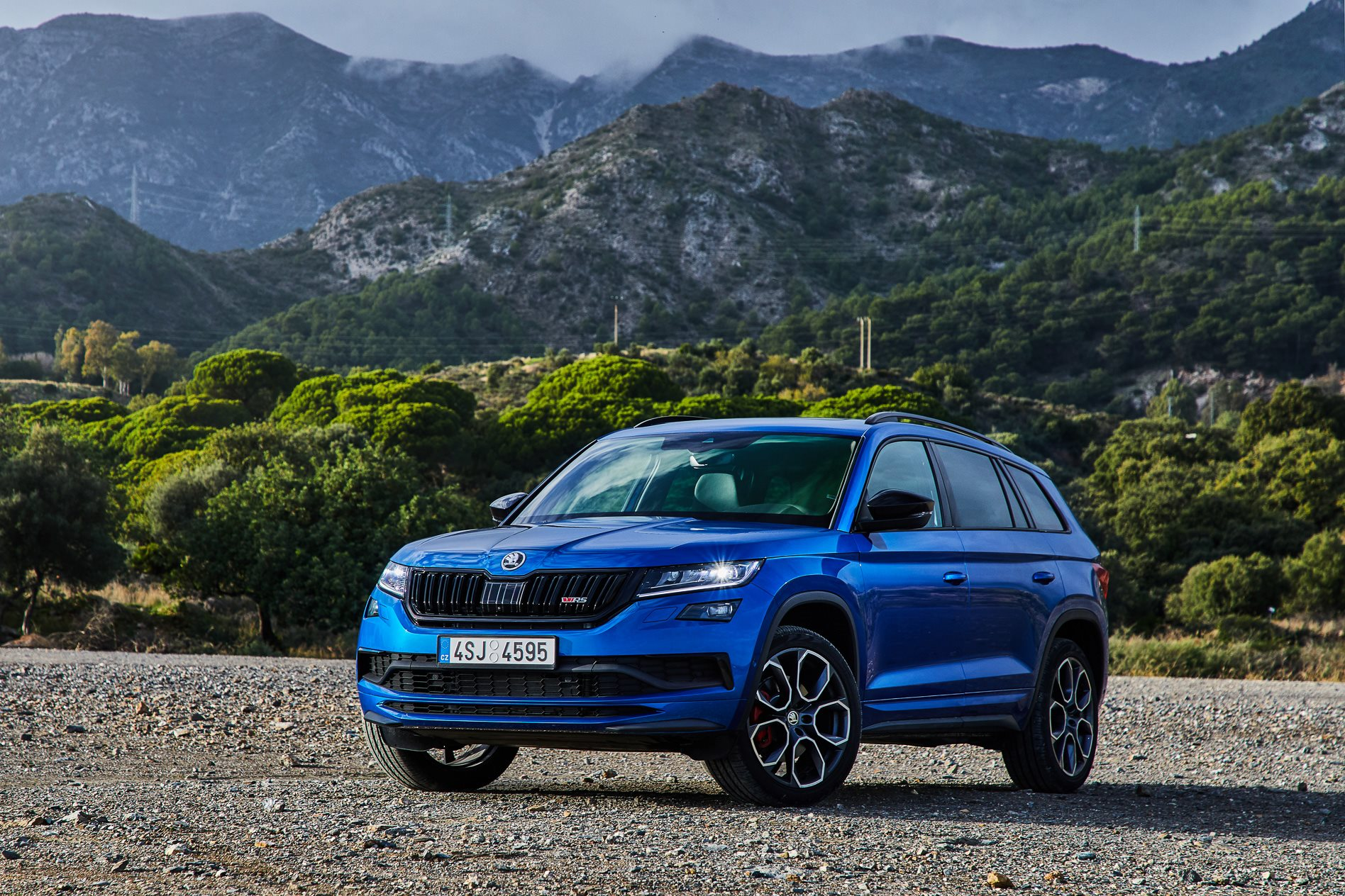 How Much Will The Skoda Kodiaq Rs Cost In Australia