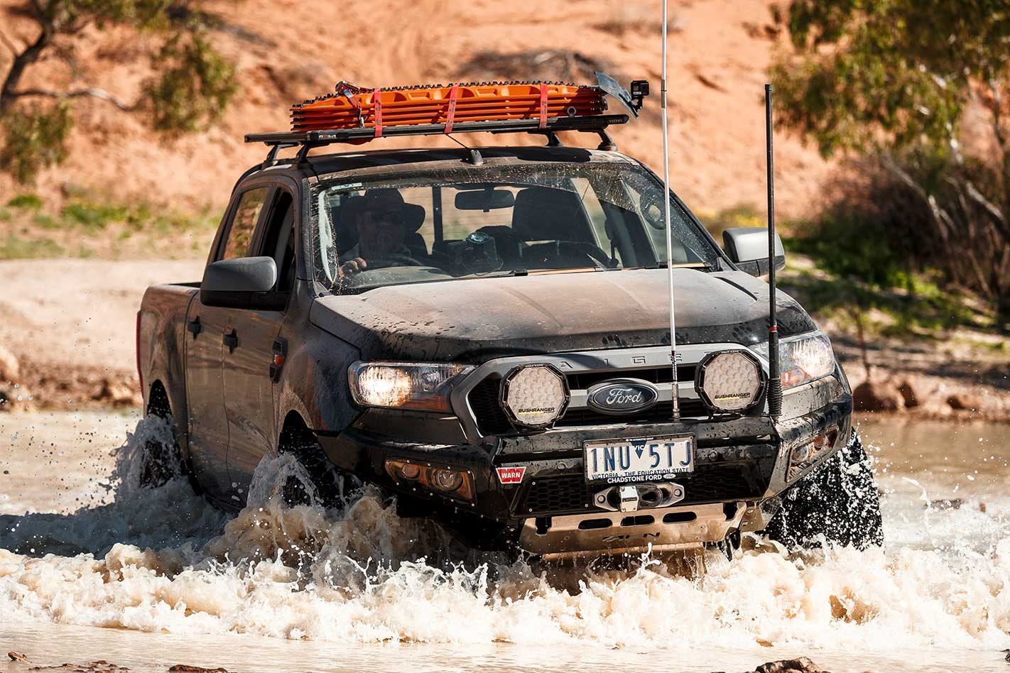 2018 Ford Ranger XLS long-termer hits the tracks: 4x4 shed