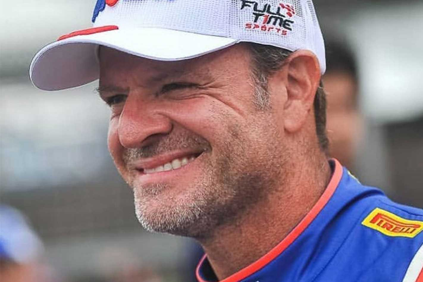 Rubens Barrichello to drive in Australian S5000 series debut