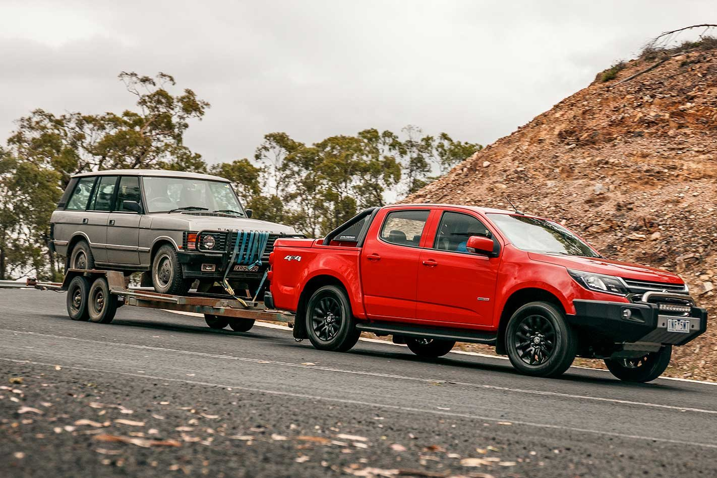 What makes a good tow vehicle