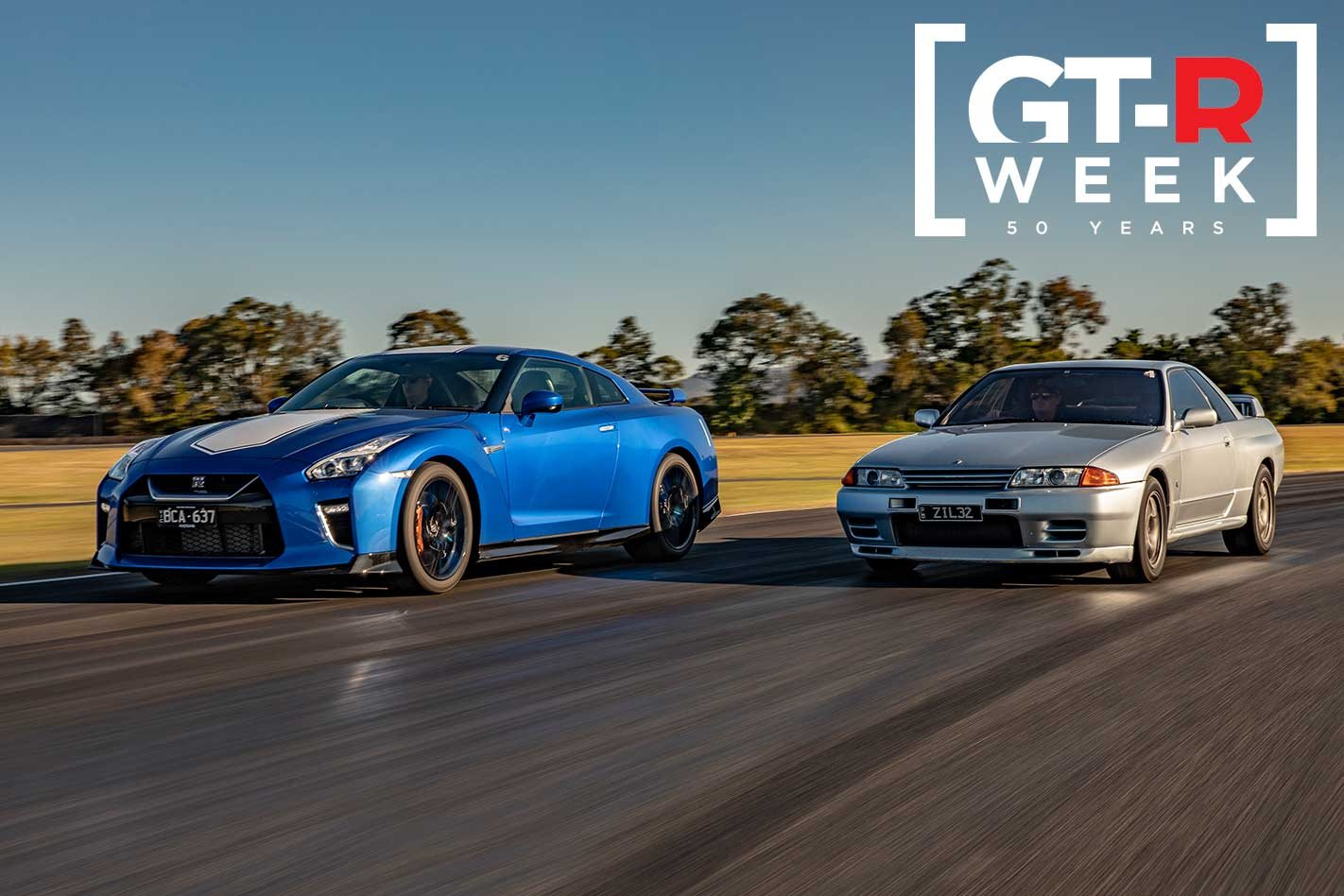 Nissan GT-R generations driven: 50 years of Nissan GT-R