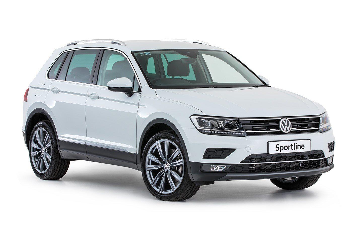 Volkswagen Tiguan 110TSI Comfortline