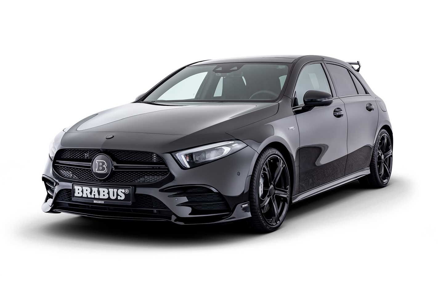 Brabus 'B35 S' is a powered-up AMG A35