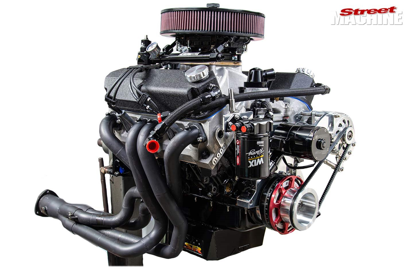 418ci small-block Chrysler - Mill Of The Month