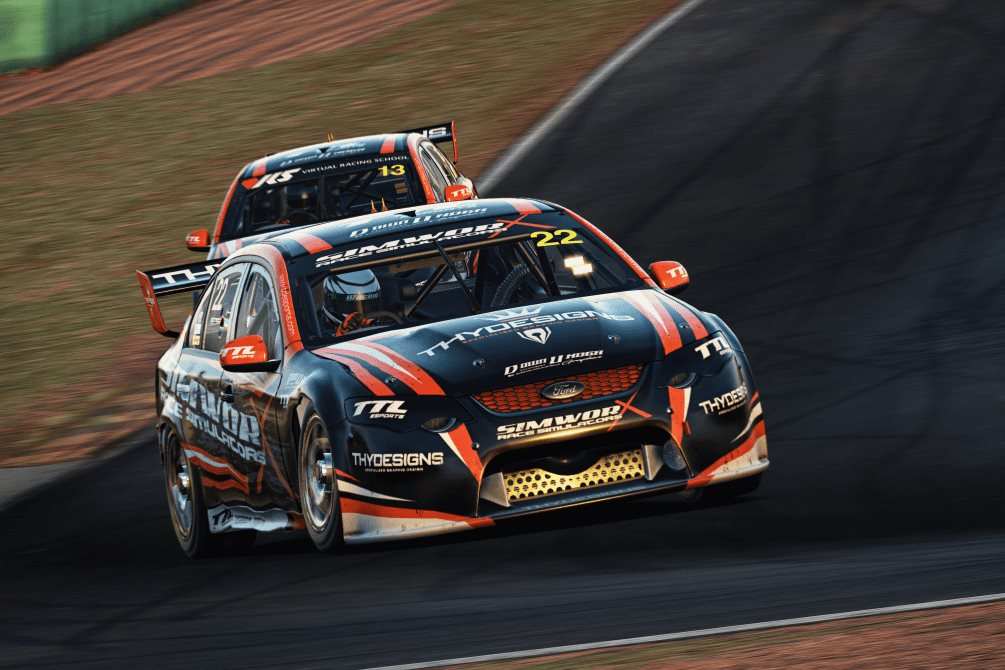 Want to race the best driver in Australia? You don't have to leave your couch