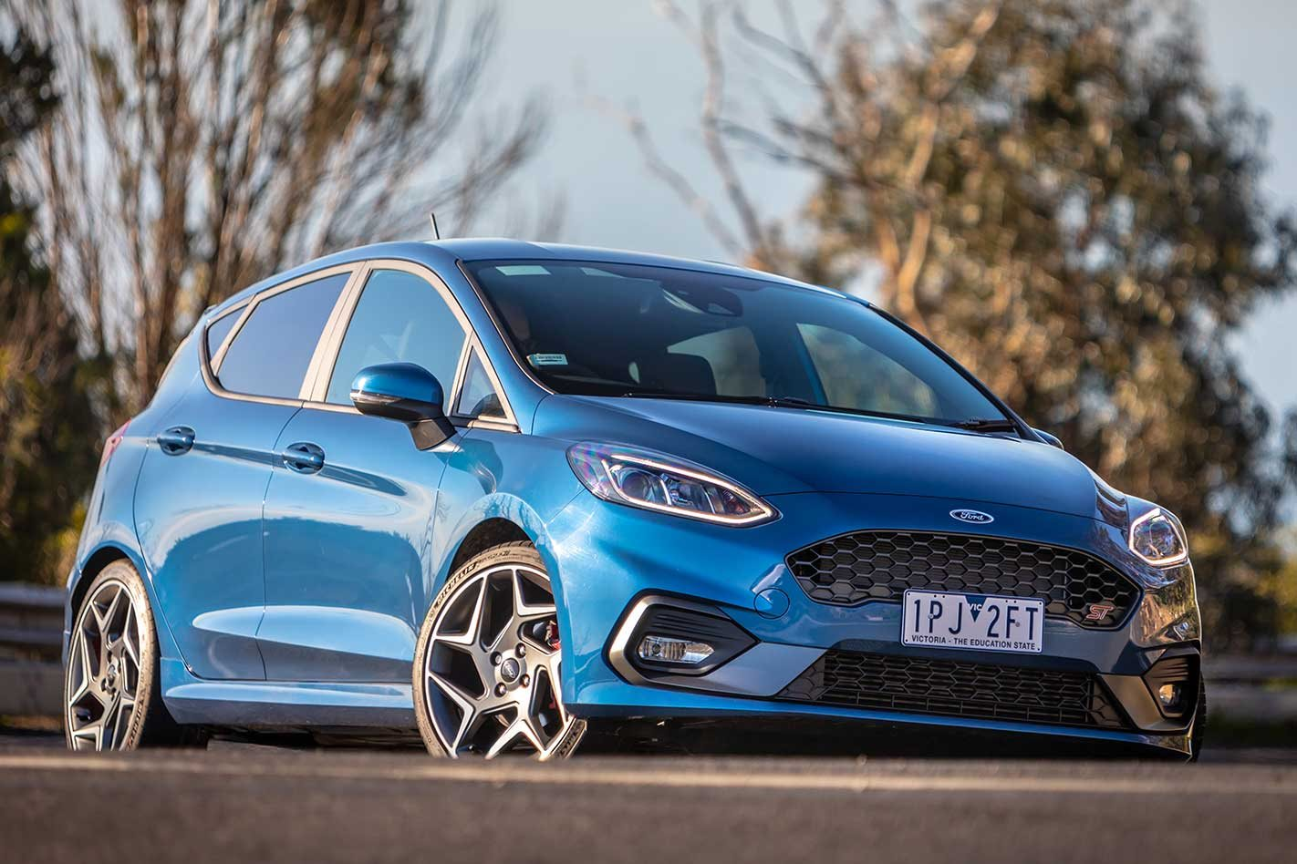 2020 Ford Fiesta St Australian Pricing And Specs Confirmed