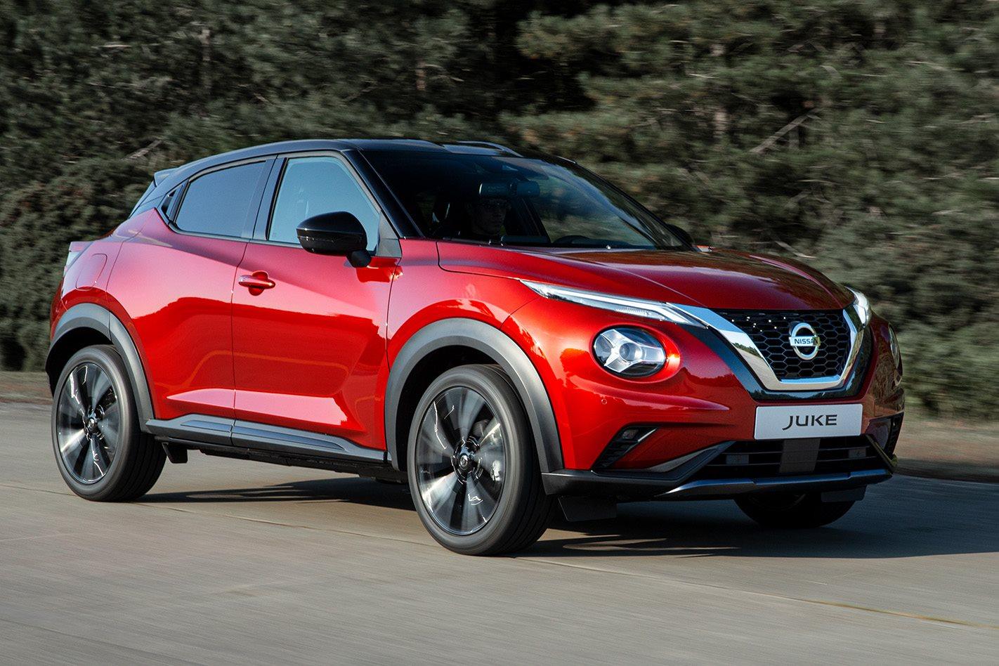 2020 Nissan Juke revealed