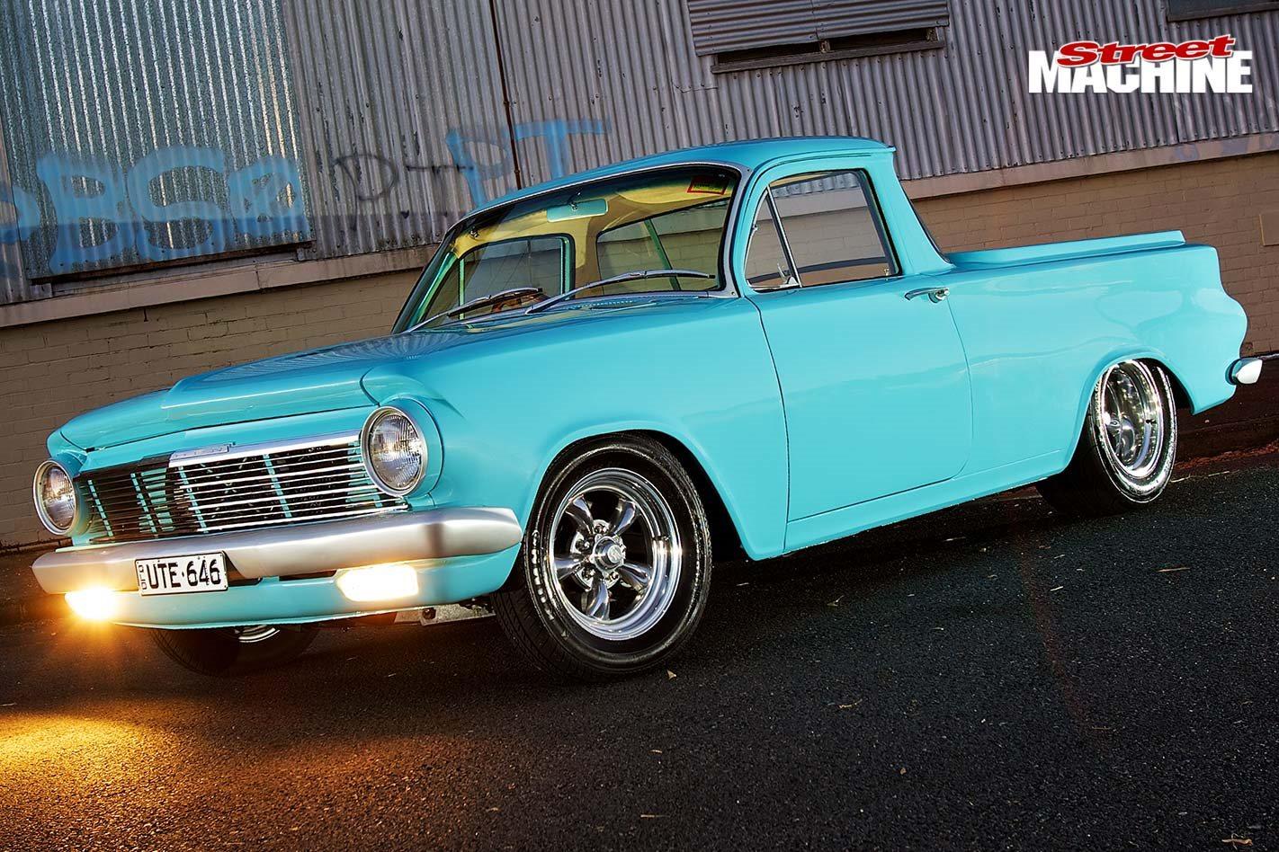Blown Holden 202-powered 1964 EH ute