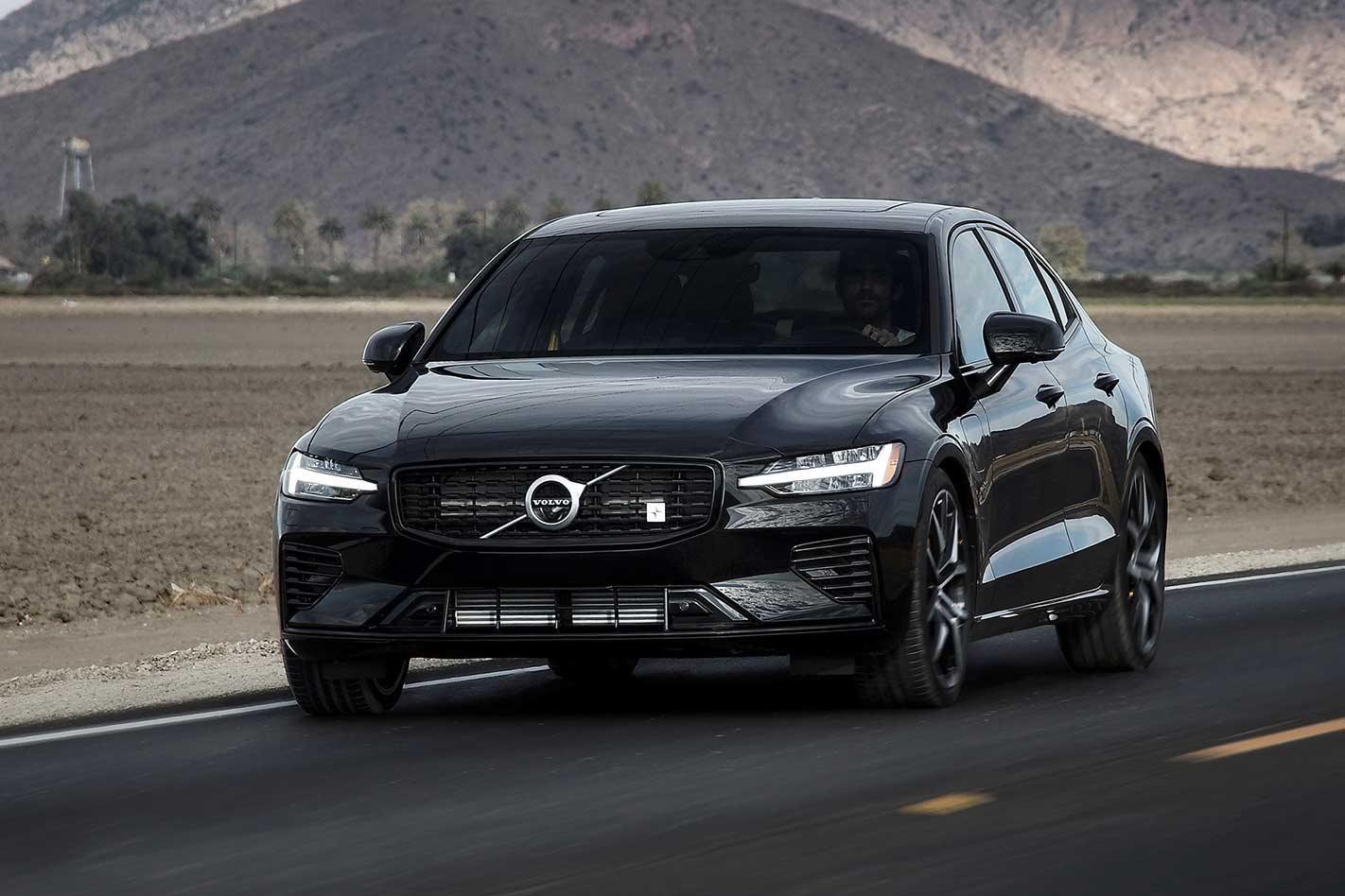 2019 Volvo S60 T8 Polestar performance review