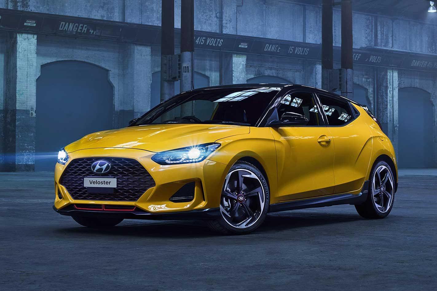 2020 Hyundai Veloster Turbo Australian pricing and specs