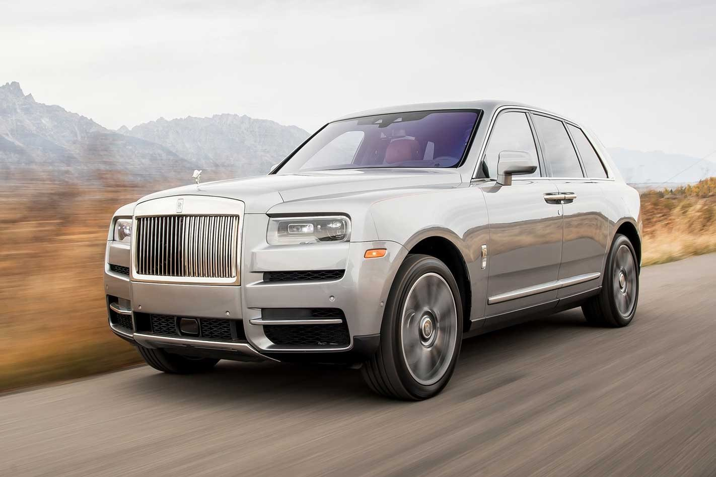 2019 Rolls-Royce Cullinan performance review