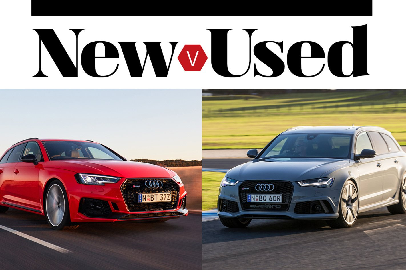 New vs Used: Buy the new Audi RS4 Avant or get a used Audi