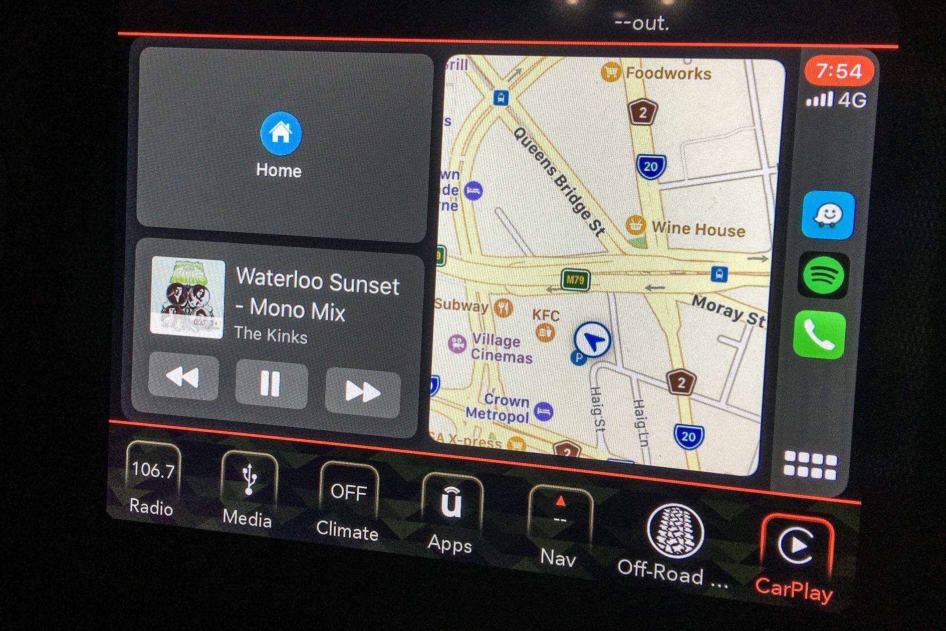 Apple CarPlay 2019