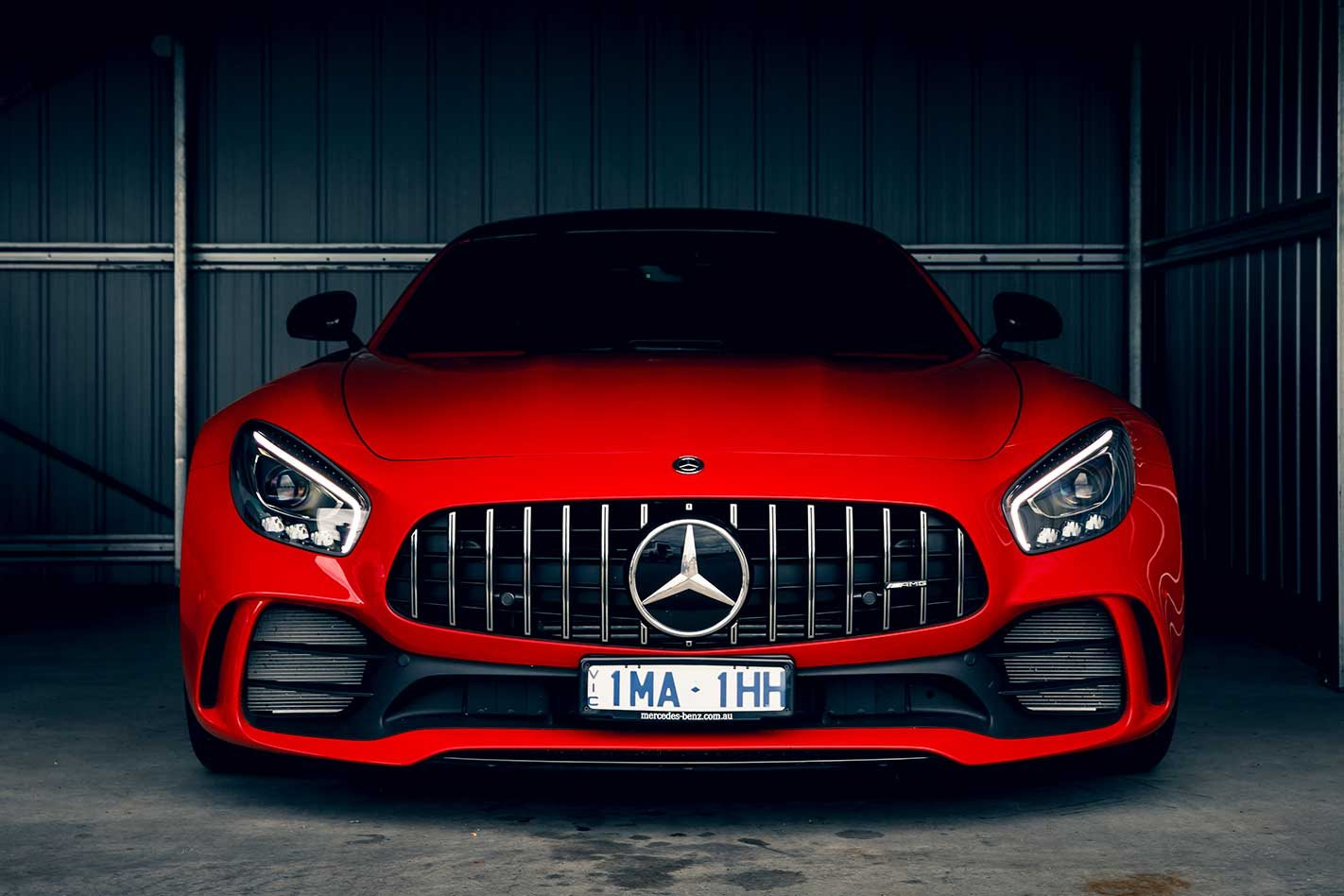 Mercedes-AMG GT Black Series to gain 'new' engine