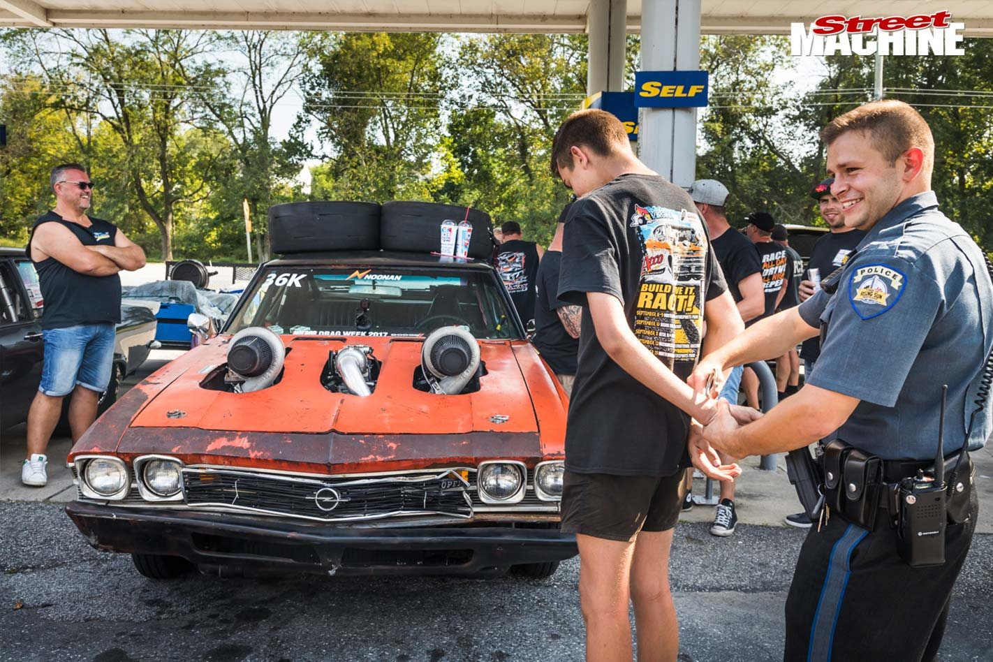 The Aussies of Drag Week 2019 day two - Video