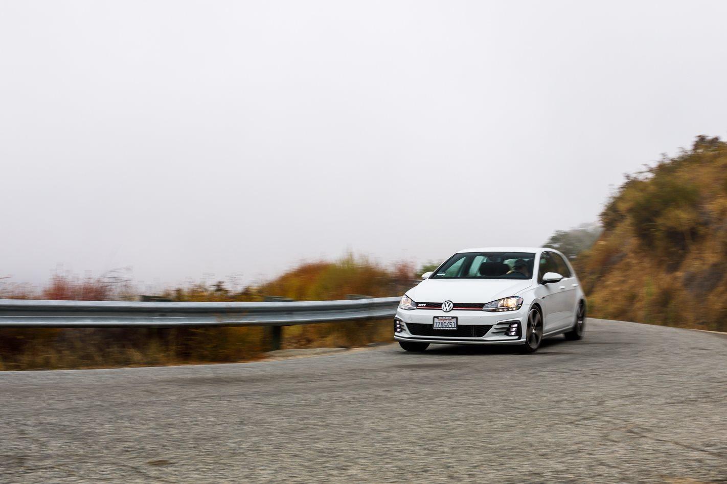 From LA to Monterey in a Volkswagen Golf GTI: Road trip