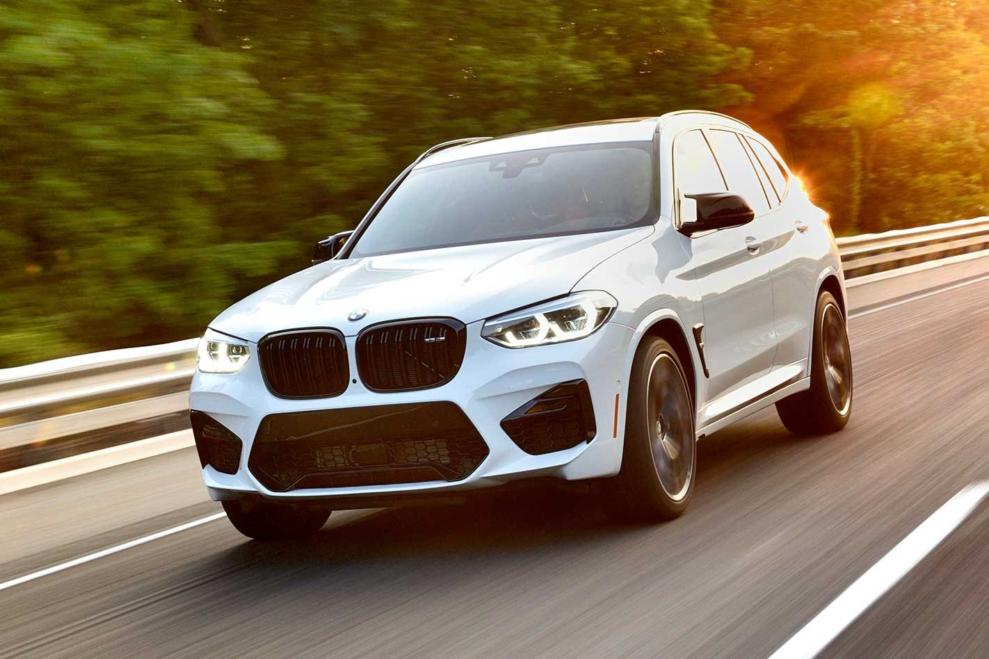 2019 BMW X3 M Competition performance review