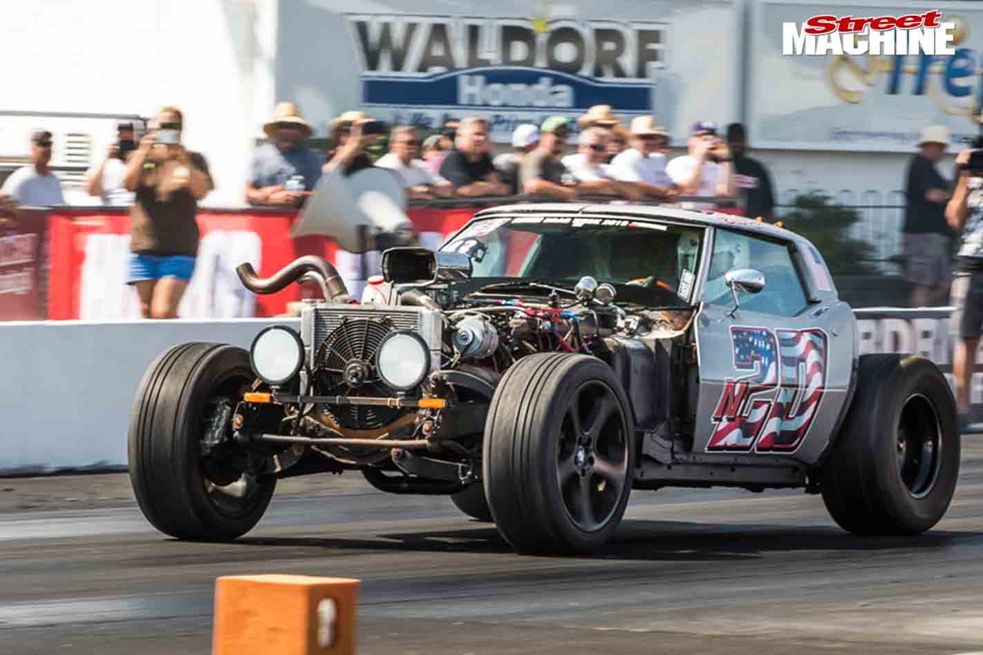 More cool cars of Hot Rod Drag Week 2019