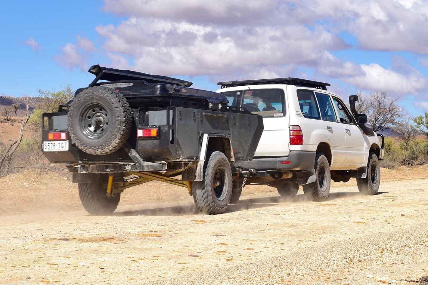 Aussie-made Terra Trek Expedition camper tested