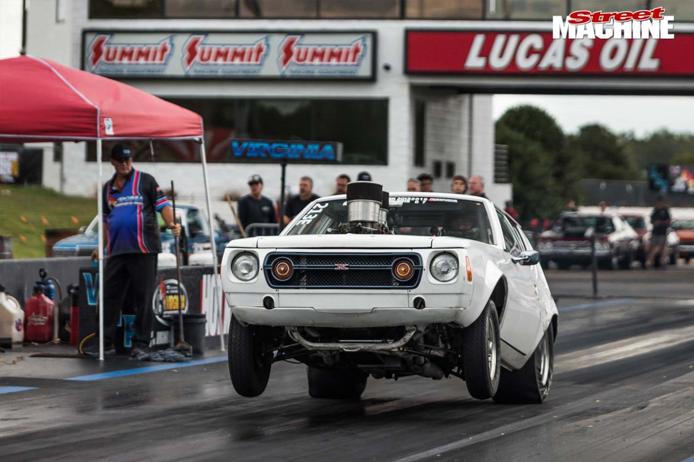 Eight of our favourite cars from Hot Rod Drag Week 2019
