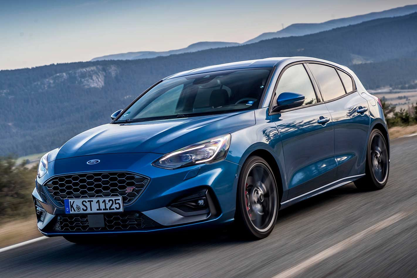 2020 Ford Focus ST first drive performance review