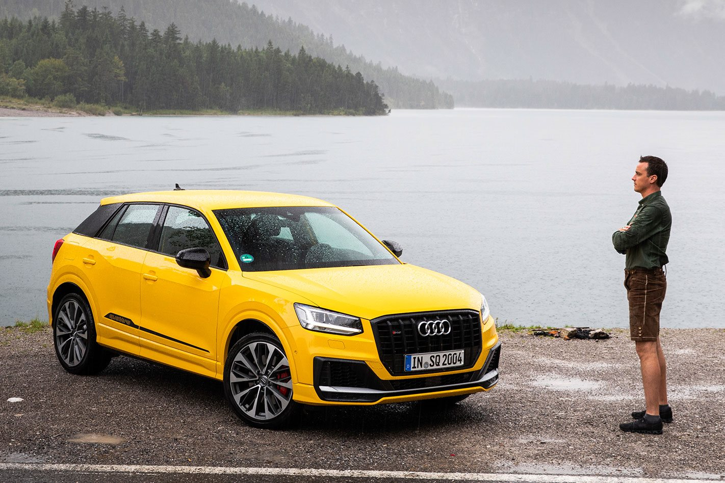 Audi SQ2 2019 first drive review