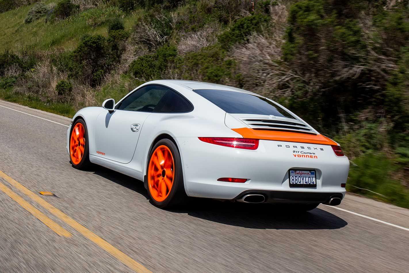 Vonnen Carrera 3.4 hybrid 911 review