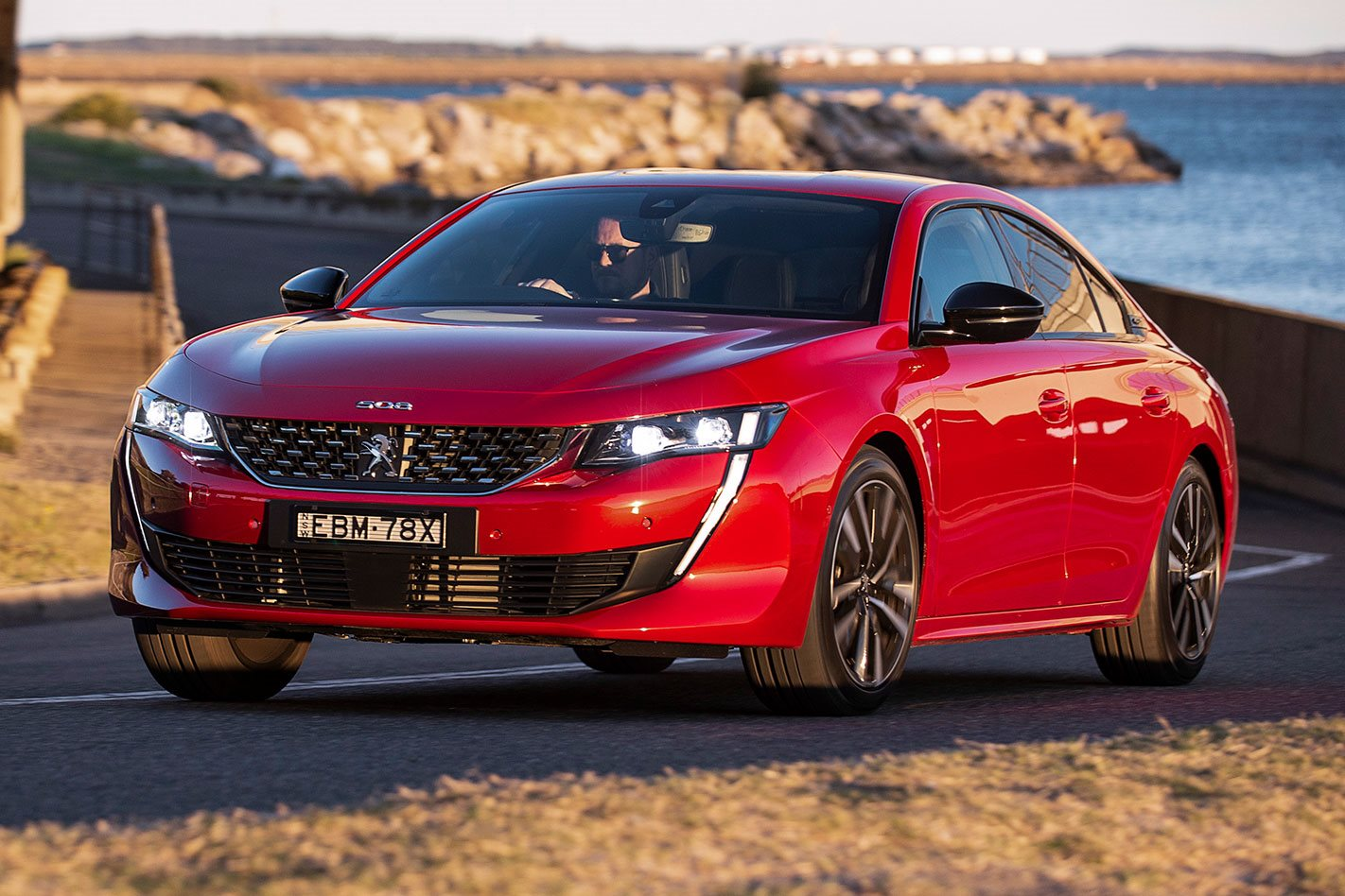 Peugeot 508 GT Fastback 2019 review