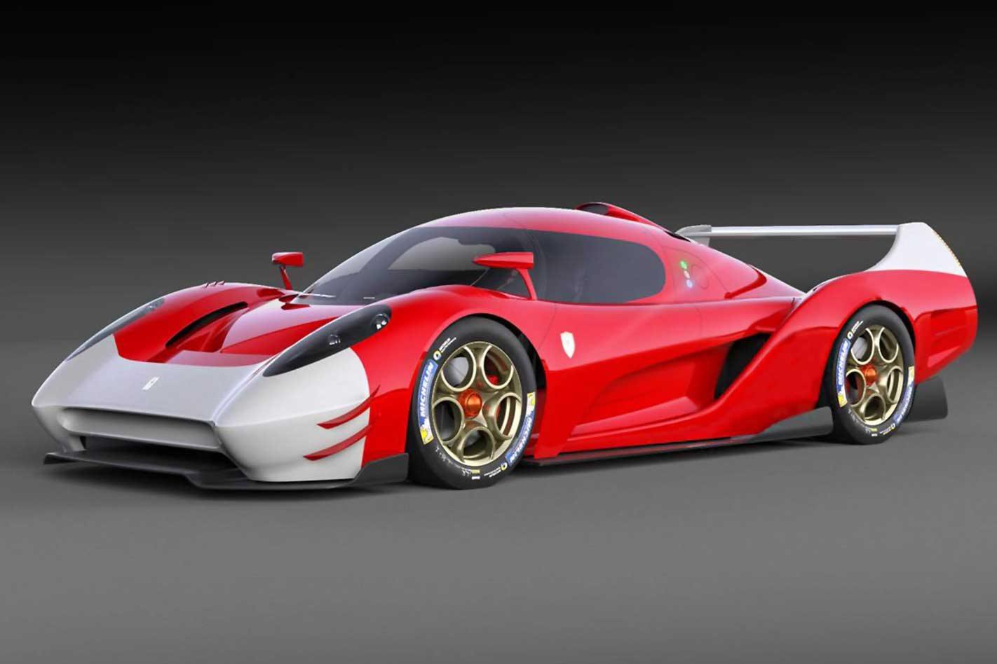 Scuderia Cameron Glickenhaus reveals WEC Hypercar racer