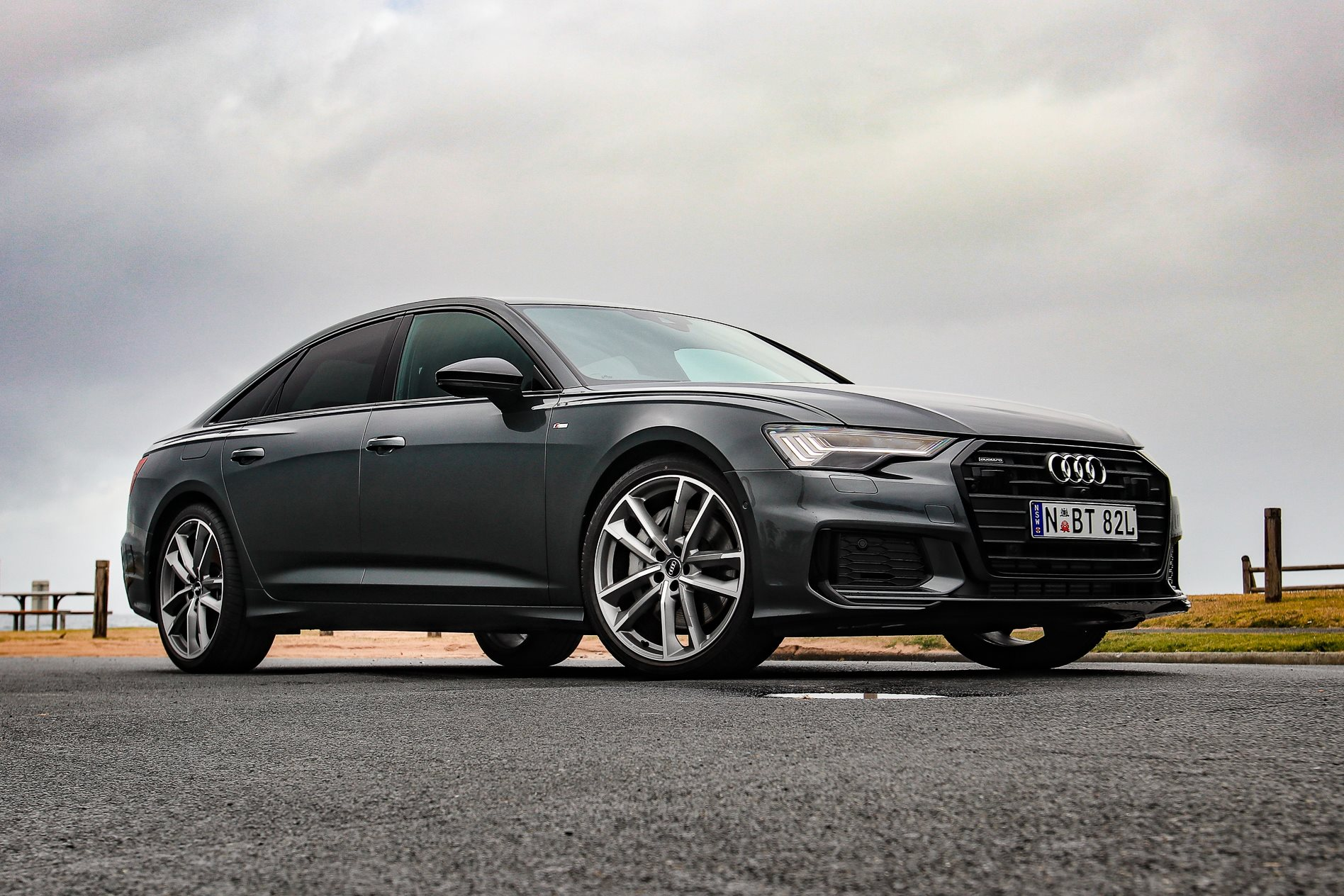 Audi A6 facelift brings sexy back to sedans
