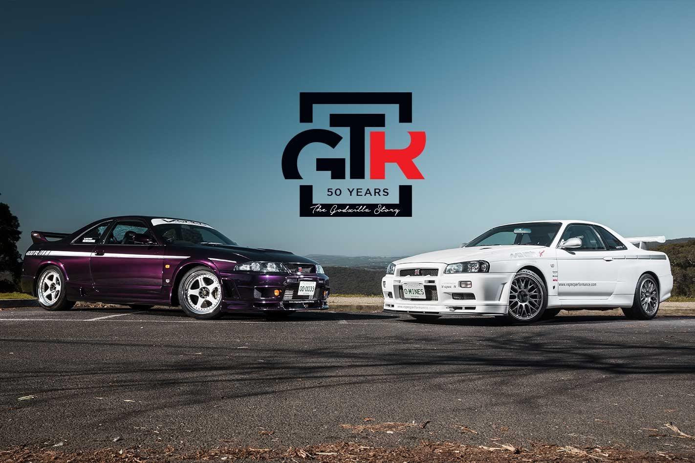Nismo Skyline 400R vs Mine's R34 Skyline GT-R comparison review: 50 Years of GT-R