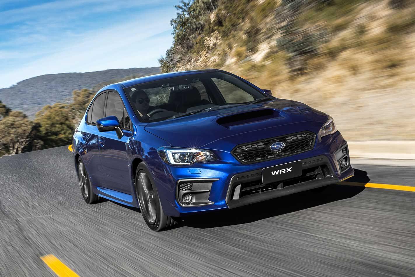 2019 Subaru WRX performance review