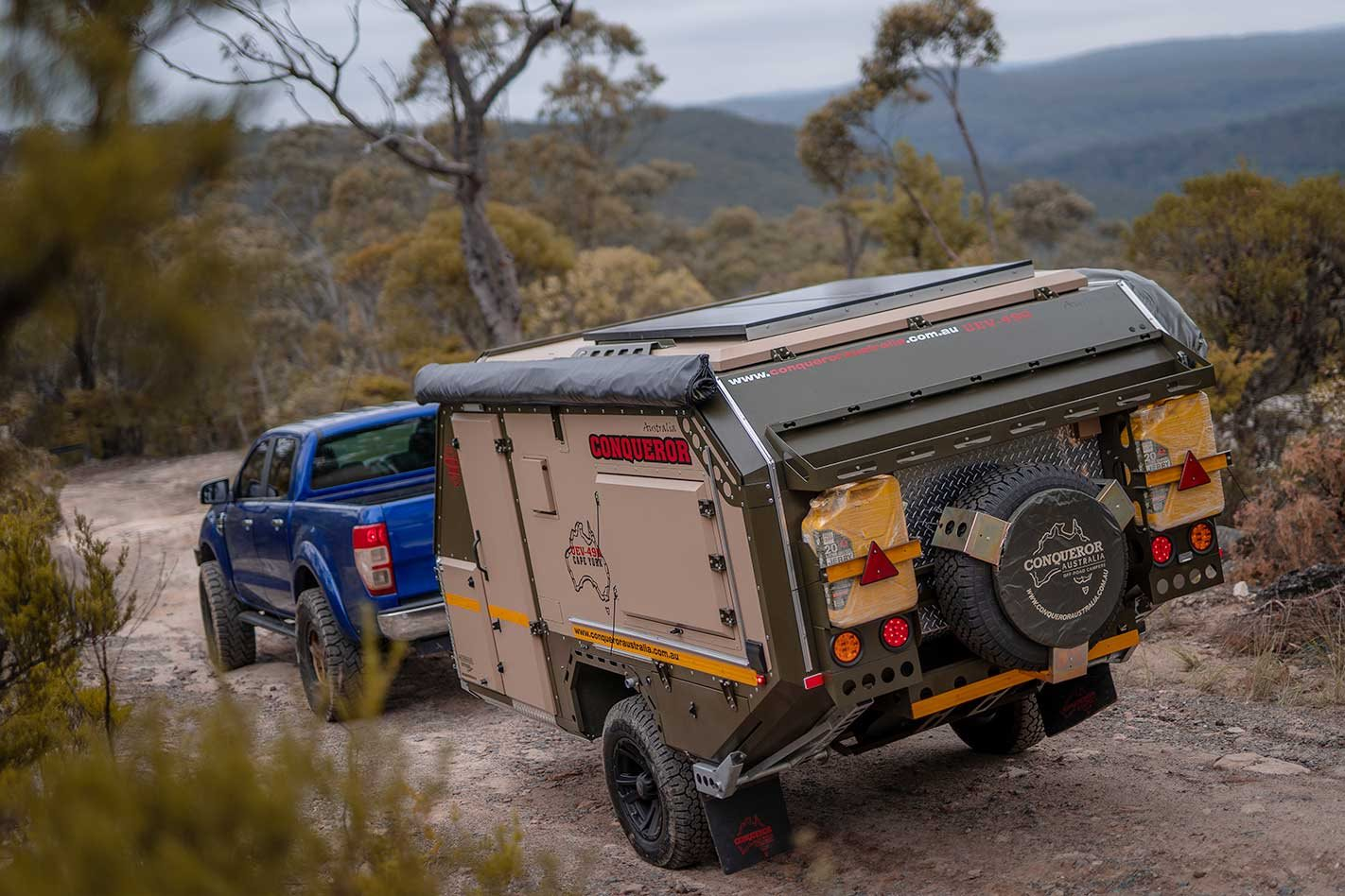4x4 Camper Trailer buyers' guide