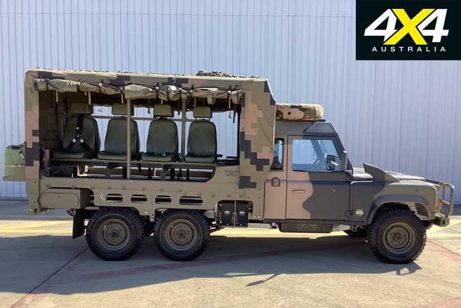 Land-Rover-Defender-110-infantry-carrier