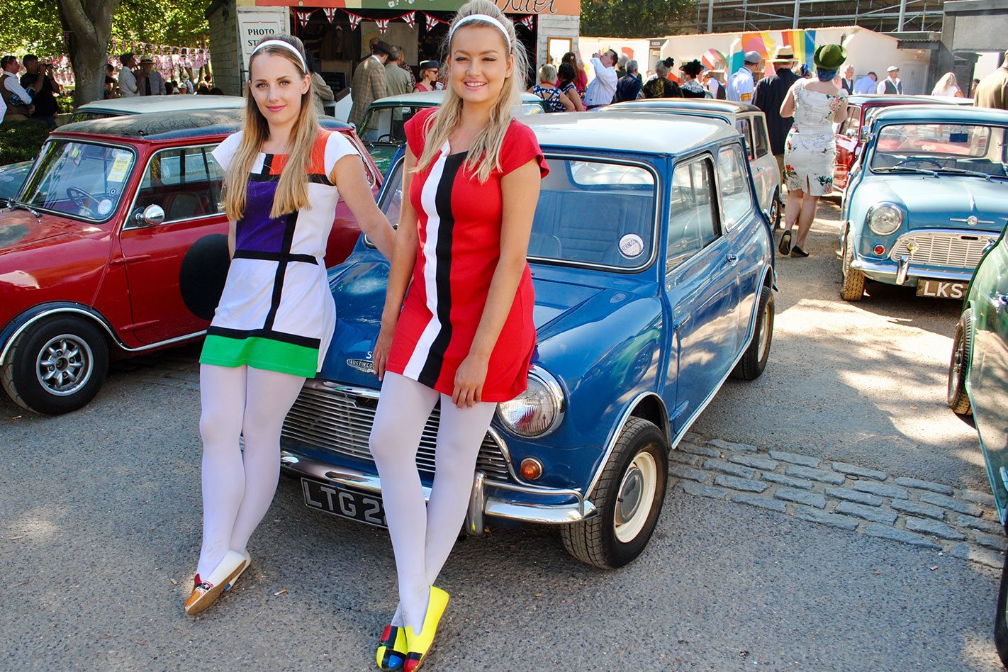 2019 Goodwood Revival in pictures