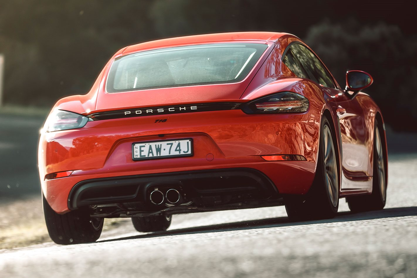 Porsche reckons you don't need a manual gearbox