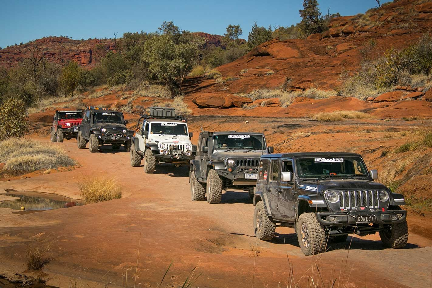 BFGoodrich East-West Australia Jeep Expedition: 4x4 event feature