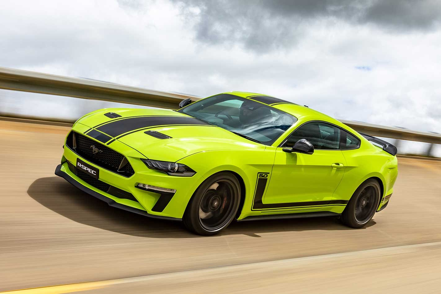 Supercharged Ford Mustang R-Spec revealed for Australia
